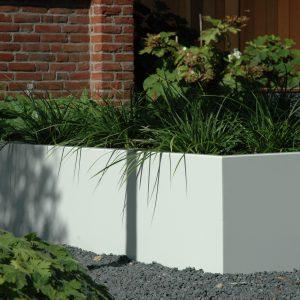grote aluminium plantenbak